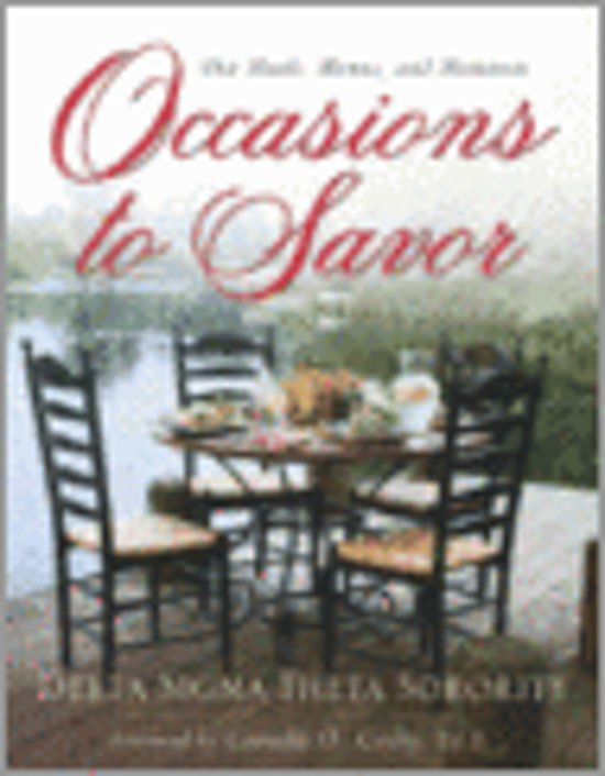 Occasions to Savor