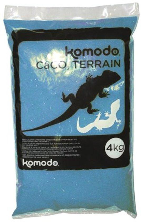 Komodo Caco Zand - Blauw - 4 kg