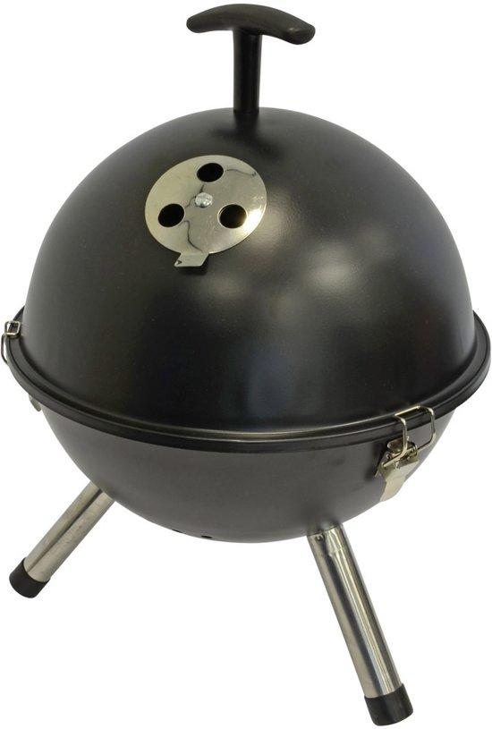 Bbq Bol Com.Kogelbarbecue Tafelbarbecue O32cm Zwart Bbq Barbeque Houtskool