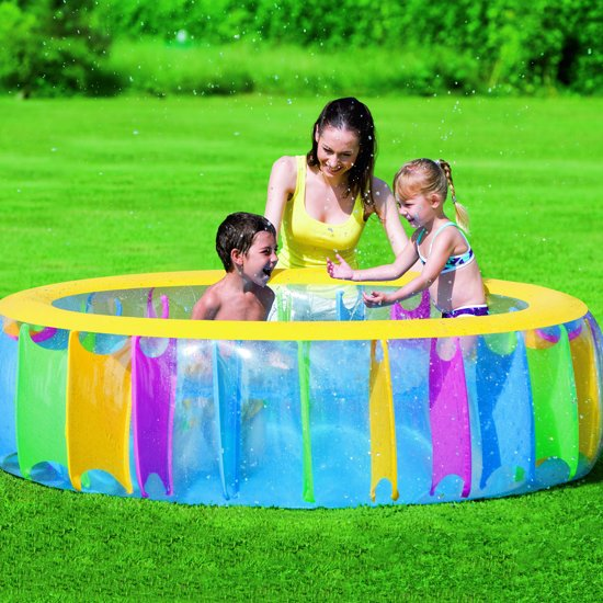 Opblaasbaar Zwembad 183x61 cm
