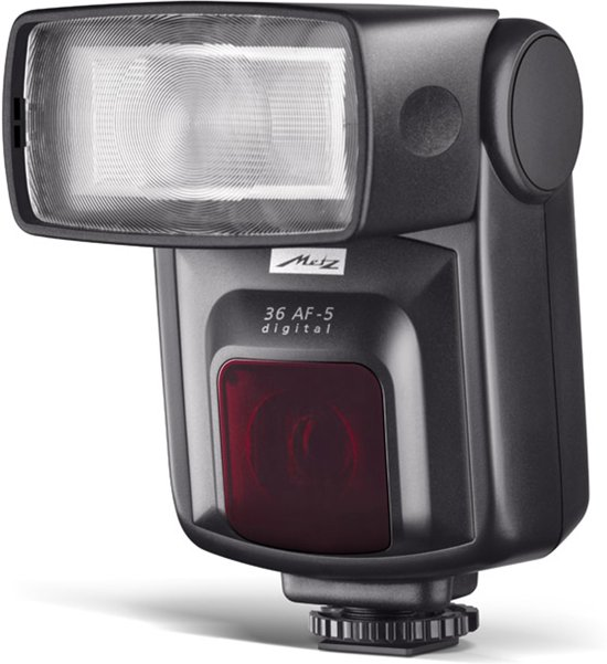 Flash appareil photo METZ CANON 36AF5 NOIR