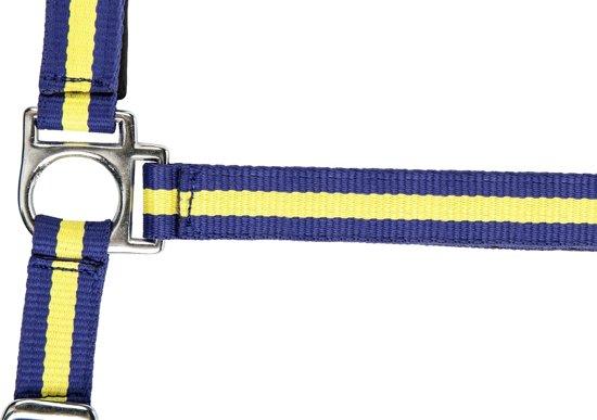 Nylonhalster -Flags- met karabijnhaak Vlag Zweden Pony