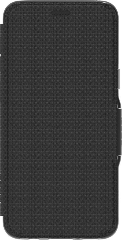 GEAR4 D3O Oxford telefoonhoesje voor Samsung Galaxy S9 - zwart