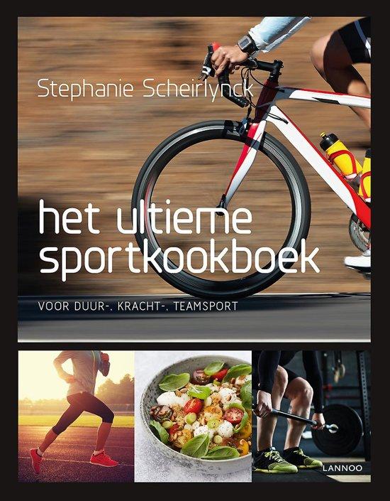 Het ultieme sportkookboek voor duur-, kracht- en teamsport