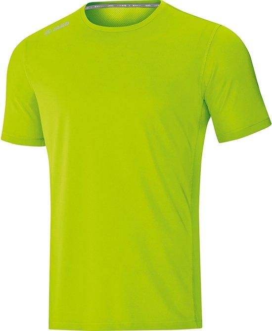 Jako Run 2.0 Shirt - Voetbalshirts  - groen - 152