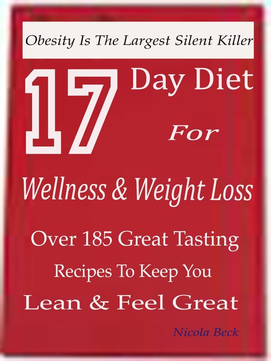 17 Day Diet For Wellness & Weight Loss