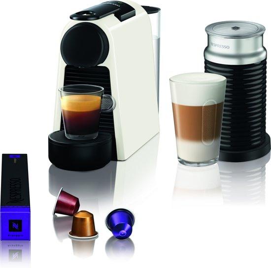 Nespresso Magimix Essenza Mini M115-11372 + Melkopschuimer