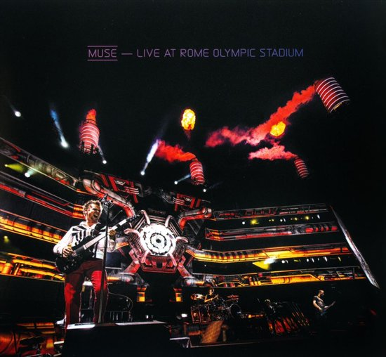 Live At Rome Olympic Stadium (Cd+Bluray)