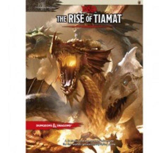 D&D 5.0 - The Rise of Tiamat