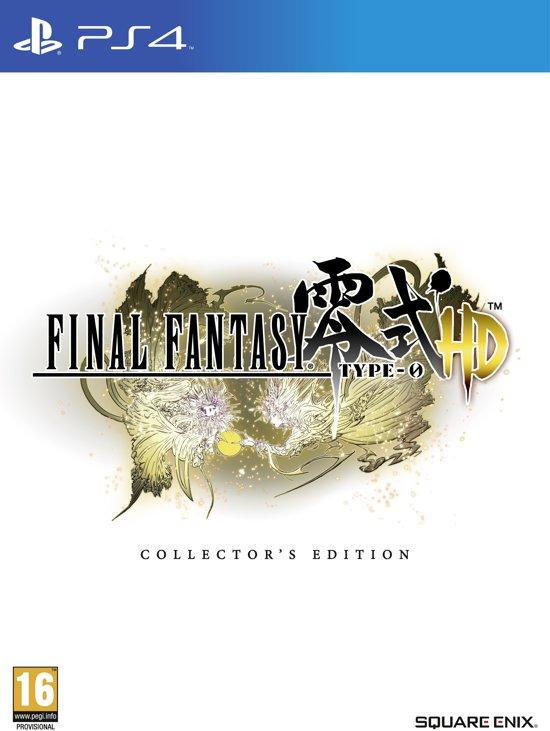 Final Fantasy Type-0 HD - Collector's Edition kopen