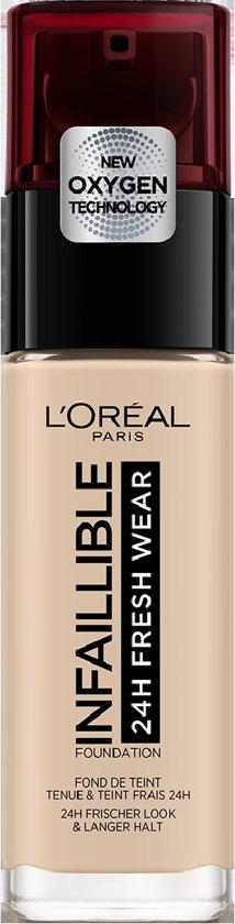 L'Oréal Paris Infallible 24H Fresh Wear Foundation - 20 Ivory