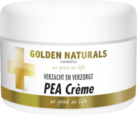Golden Naturals PEA Crème (125 ml.)