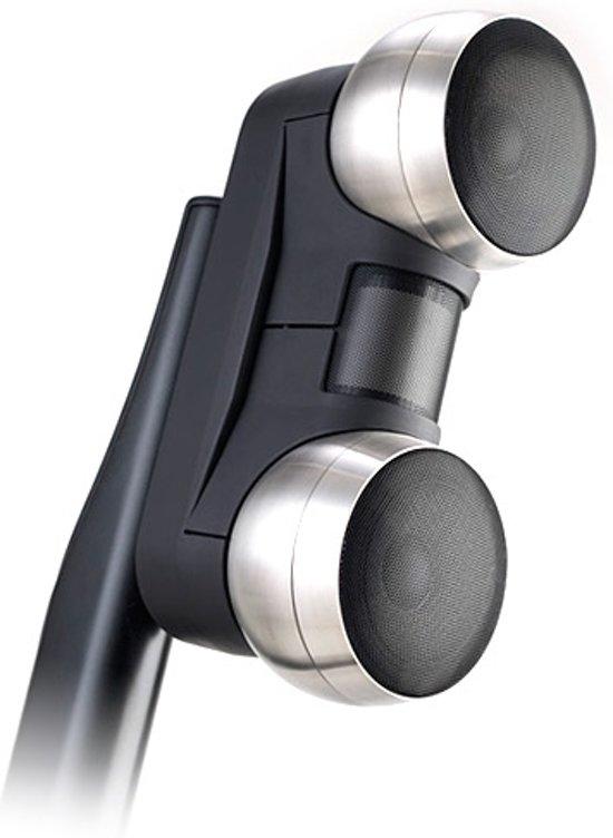 Gallo Acoustics Strada 2 Side - Luidsprekers (Zilver)