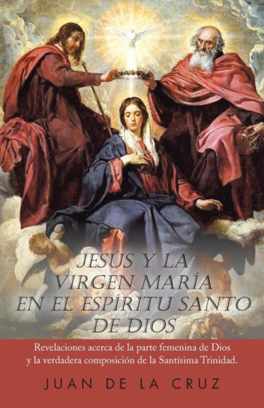Bolcom Jesus Y La Virgen Maria En El Espiritu Santo De Dios