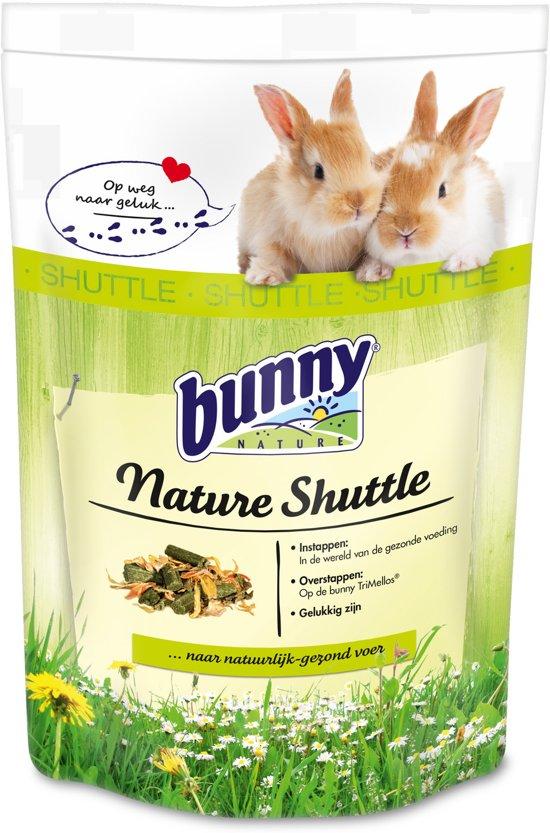 Bunny Nature   KonijnenDroom Nature Shuttle   600 g