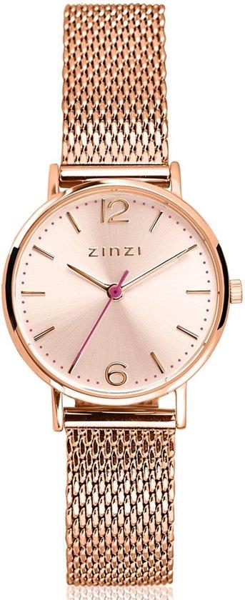 ZINZI ZIW605M Lady horloge - 28mm + gratis Zinzi armbandje 8c73756aa9