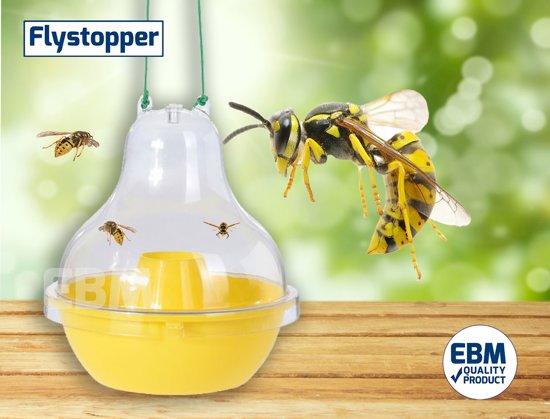 Ecovriendelijke val tegen wespen | Wespenval | Wespenvanger | Insectenval