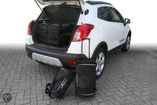 car bags set opel mokka. Black Bedroom Furniture Sets. Home Design Ideas