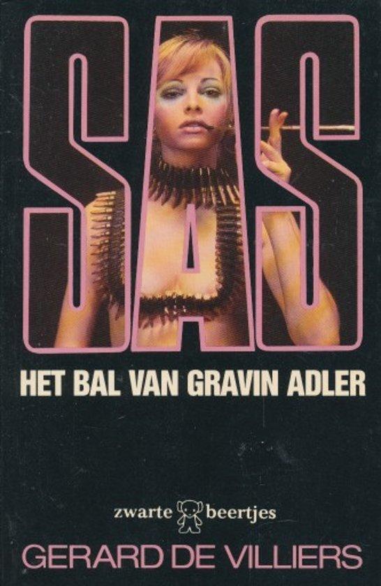 SAS - Het bal van gravin Adler
