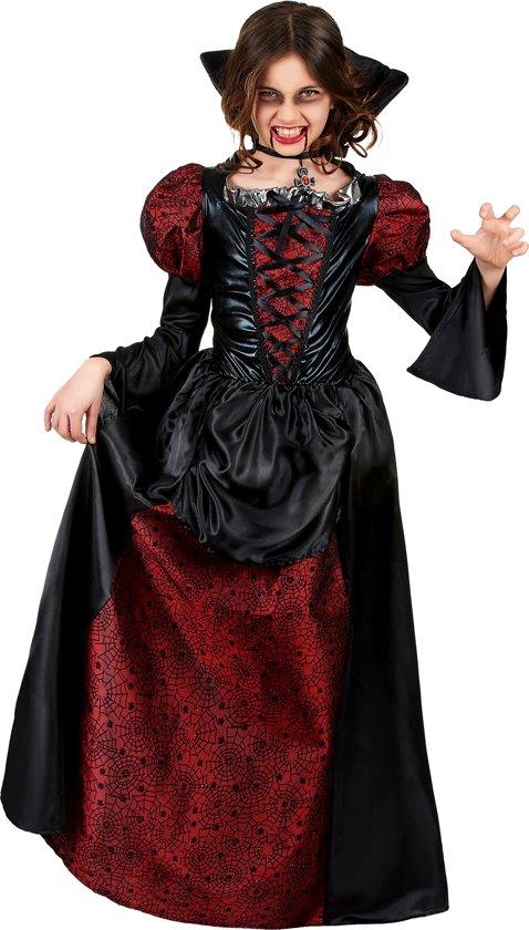 Halloween Verkleedkleding Kind.Vampierenkostuum Voor Kinderen Halloween Verkleedkleding 116 122