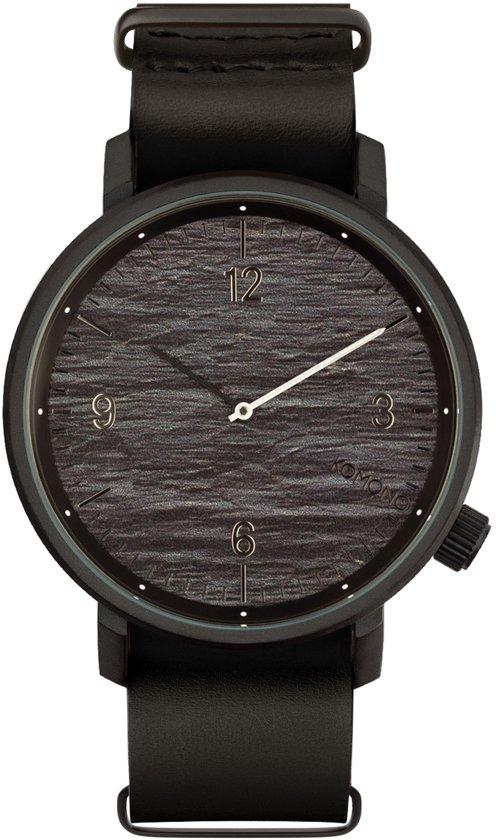 Komono Magnus II Graphite Horloge
