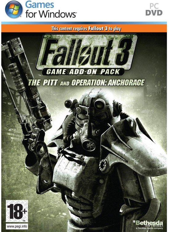 Fallout 3 - The Pitt and Operation: Anchorage - PC