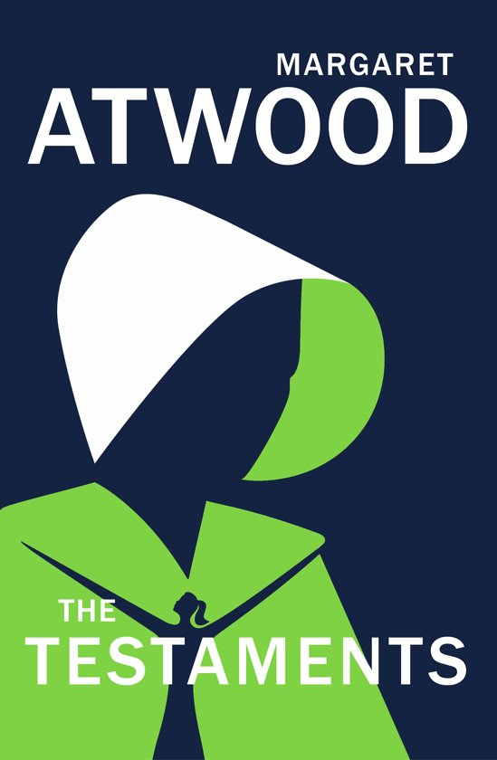 Boek cover The Testaments van Margaret Atwood (Hardcover)