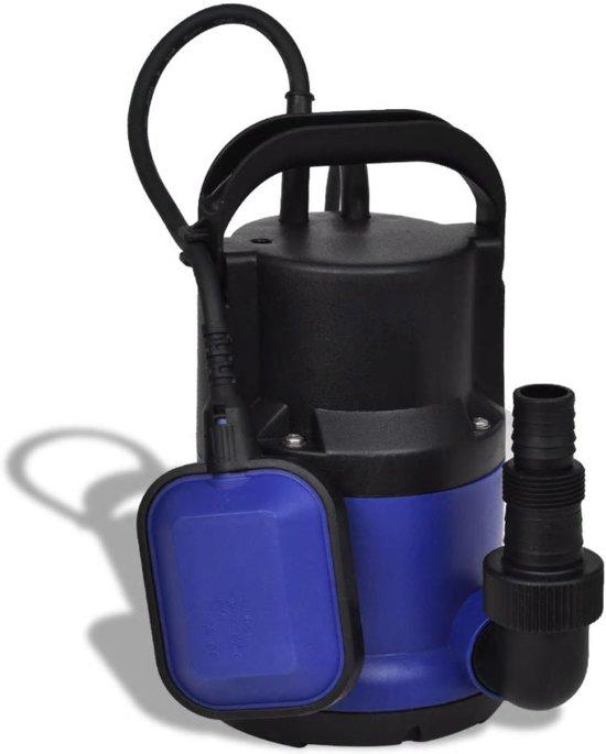 vidaXL Elektrische waterpomp / dompelpomp 250 W
