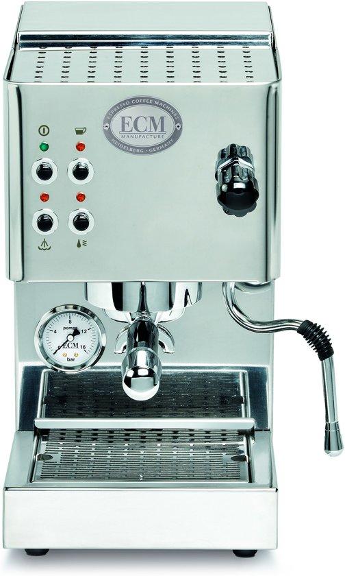 ECM Casa V Halfautomatische Espressomachine