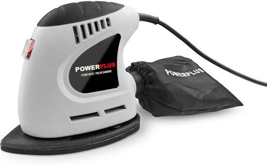 Powerplus POWC4020 Multischuurmachine - 140 W - incl. 1 vel schuurpapier