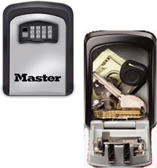De Raat Master Lock Select Access ML5401 Sleutelberging