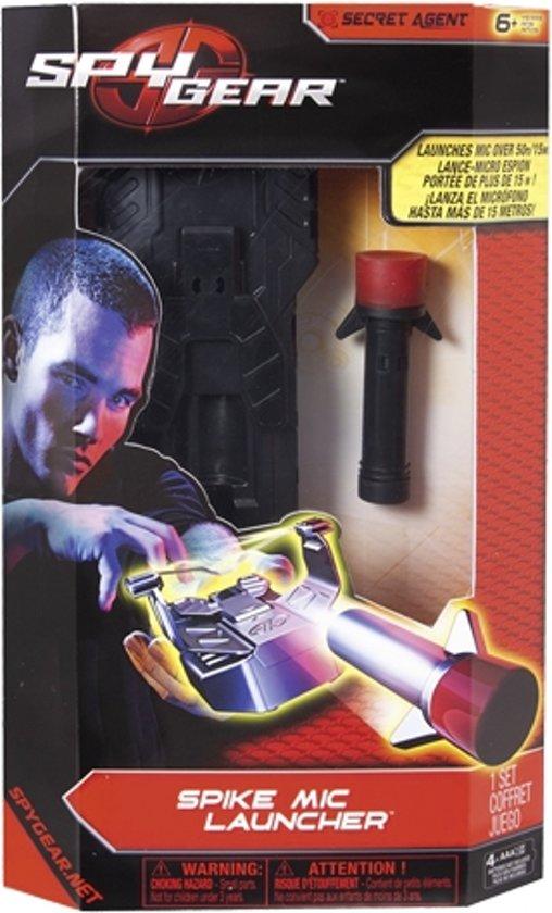 Spionnenset Spygear Spike Mic Launcher