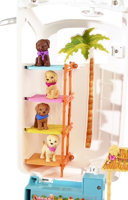 Barbie Puppy Mobile - Barbie Camper