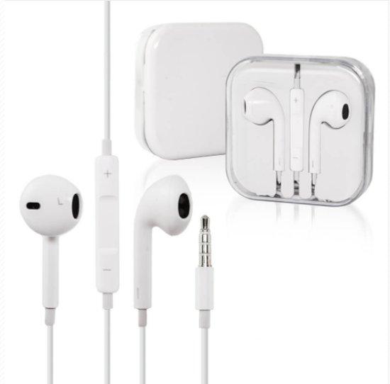 Afbeelding van Premium oortjes 3.5mm jack - universele headset oortjes met bediening - Underdog Tech