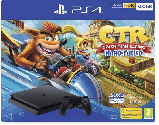 PS4 Crash Team Racing/PS4 500GB