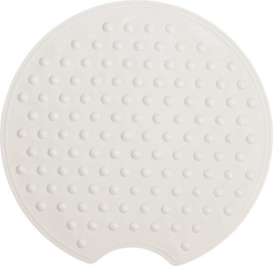 Sealskin Rotondo Antislipmat - Rubber - Wit
