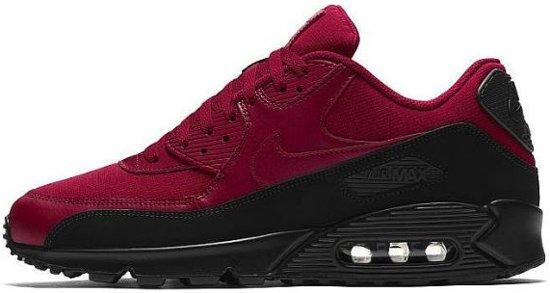 nike air max 90 rood zwart