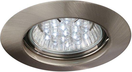 bol.com   Massive Spark Inbouwspot - LED - Nikkel