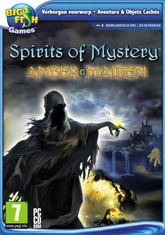 Spirits Of Mystery: Maagd Van Amber - Windows