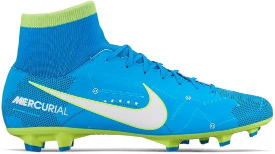 Nike - Victoire Mercurial Dynamique Ajustement Fg Soccer - Unisexe - Le Football - Noir - 42,5