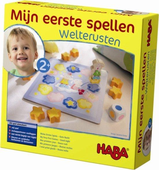 Afbeelding van het spel HABA Mijn Eerste Spellen Welterusten