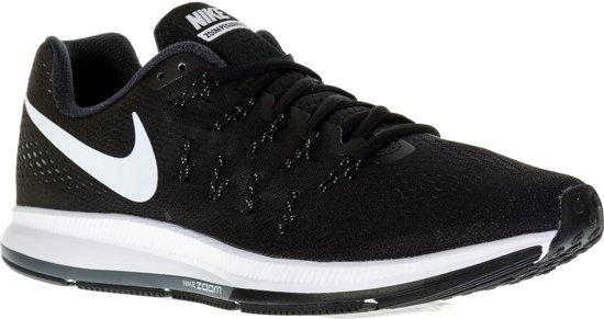 Nike Air Zoom Pegasus 33 - Hardloopschoenen - Unisex - 831352-001 - Maat 42 - Zwart