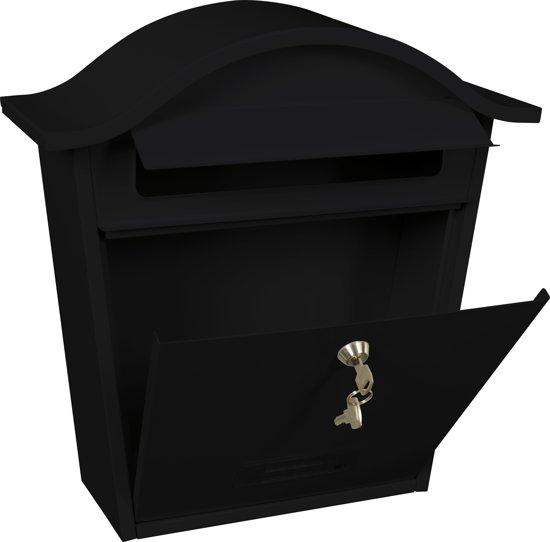 Wandbrievenbus Tatifan - Zwart