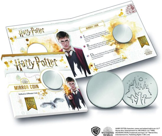 Harry Potter Munt