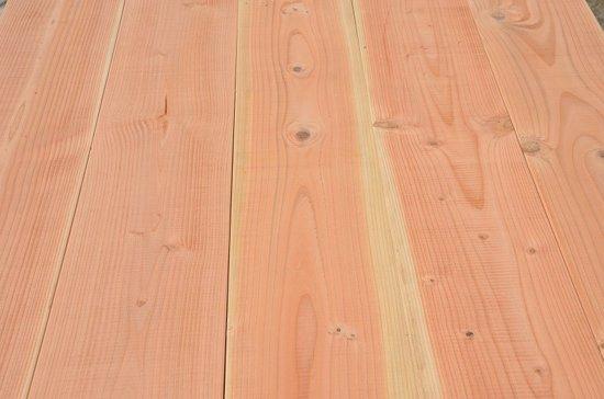 Wood4you - Tuinbank New England Douglas - 150 lang