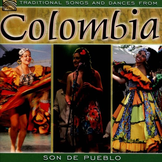 Colombia, Trad. Songs And Dances