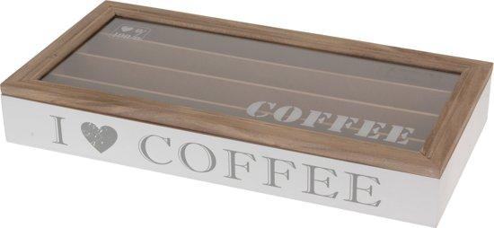 Coffee box I love coffee