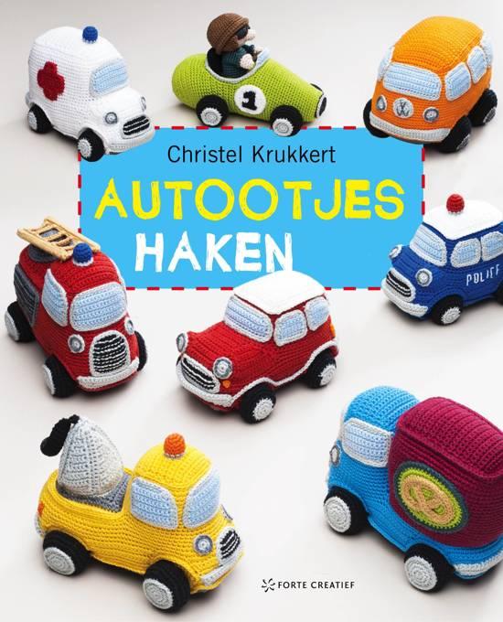 Bolcom Autootjes Haken Christel Krukkert 9789462500228 Boeken