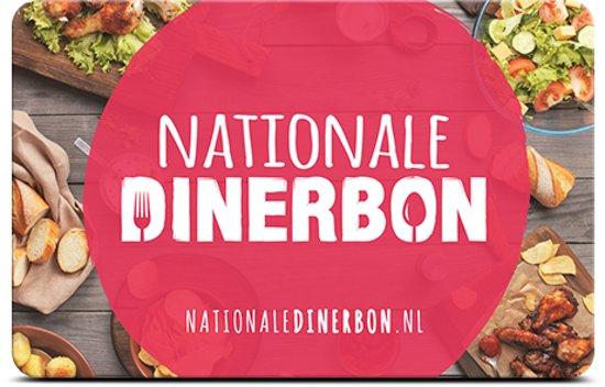 Nationale Dinerbon 50,-
