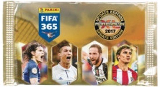 Afbeelding van het spel Panini booster Adrenalyn FIFA365 2017 update